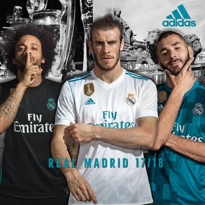 Real Madrid 17/18