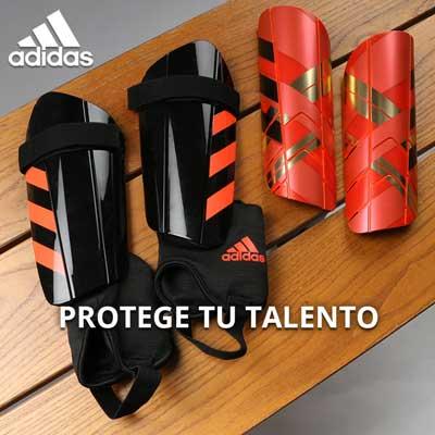 Espinilleras fútbol adidas