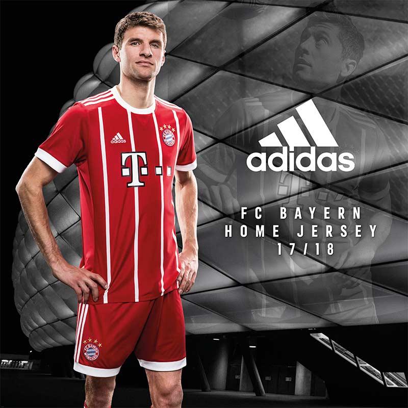 Bayern Munich 17/18 niño