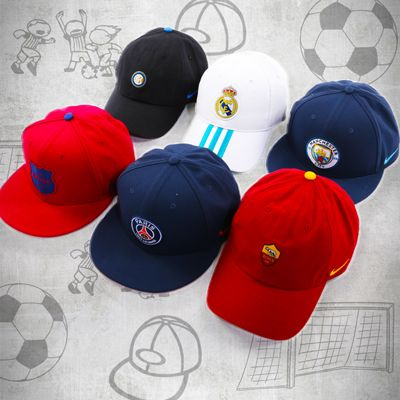 Gorras clubes niño
