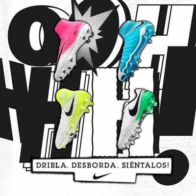 Botas y zapatillas Nike