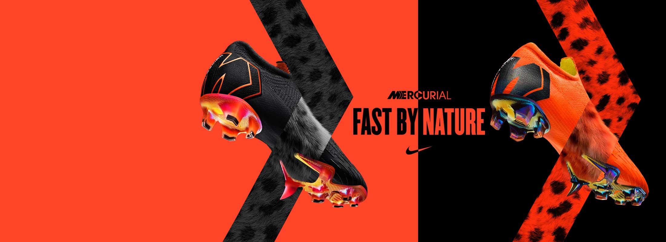Nuevas Nike Mercurial niño