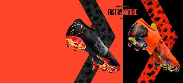 Nuevas Nike Mercurial