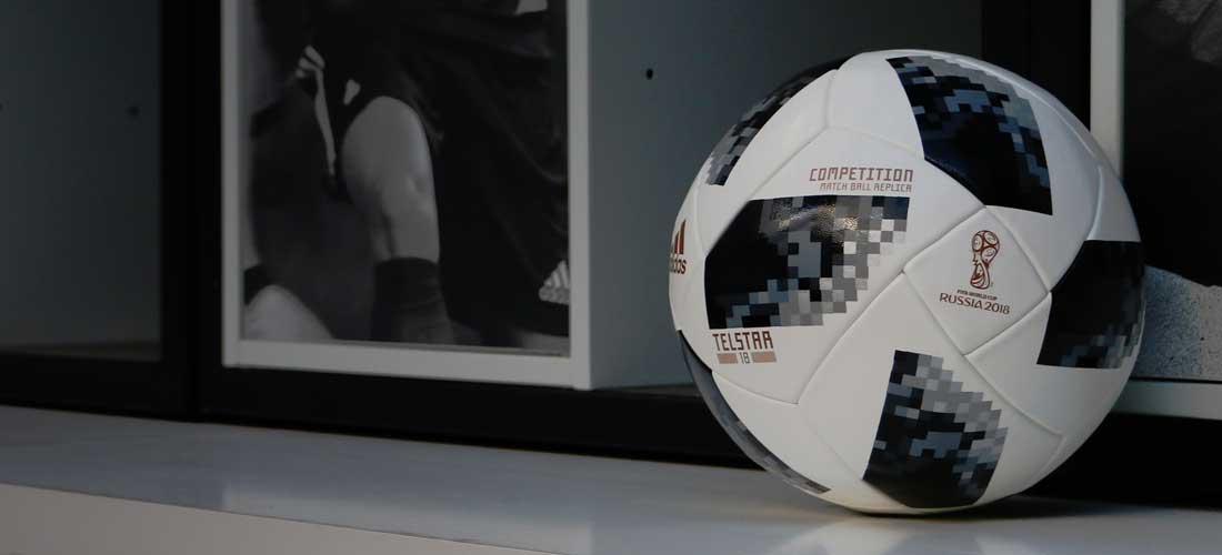 Balón adidas Telstar 18 WC