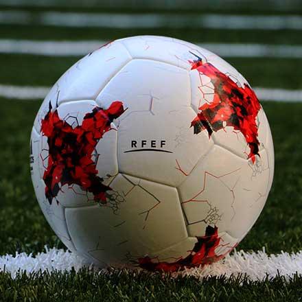 Fútbol oficial competiciones rfef
