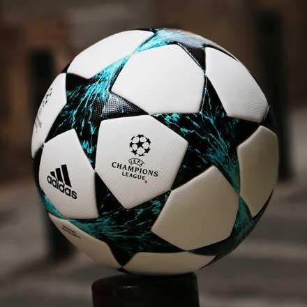 Balón oficial UEFA Champions League