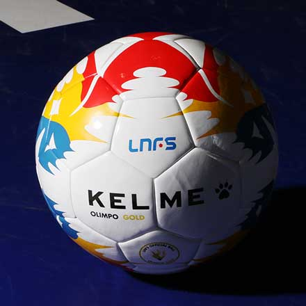 Balón oficial Liga Nacional de Fútbol Sala