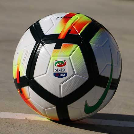 Balón oficial Serie A
