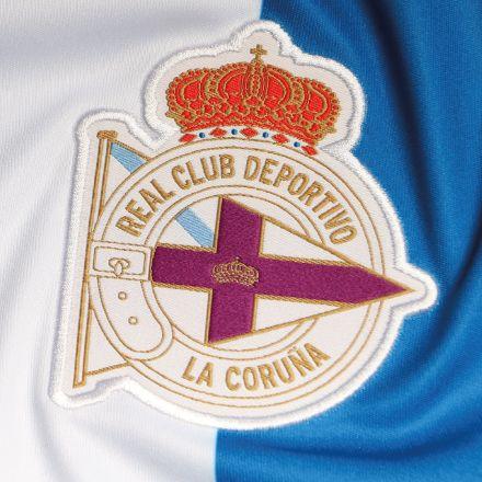 Equipaciones oficiales del RC Deportivo La Coruña