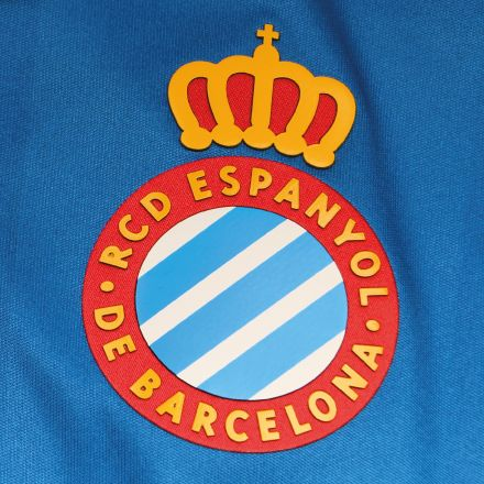 Equipaciones oficiales del RCD Espanyol
