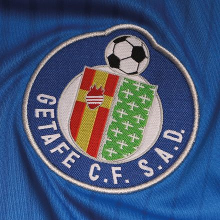 Equipaciones oficiales del Getafe CF