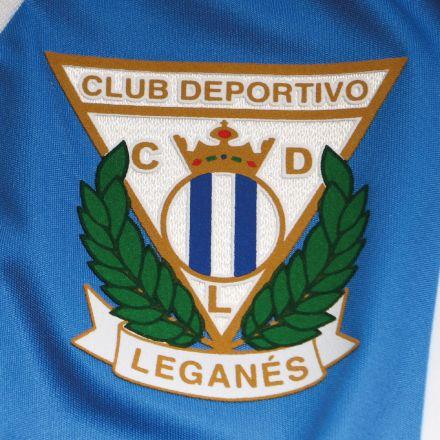 Equipaciones oficiales del CD Leganés
