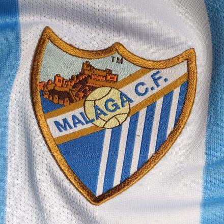 Equipaciones oficiales del Málaga CF